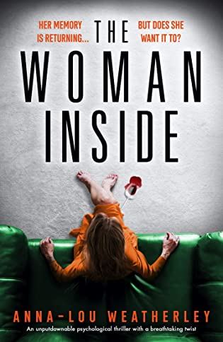 Blog Tour Review: The Woman Inside
