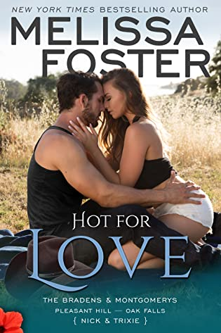 Hot for Love  by Melissa Foster