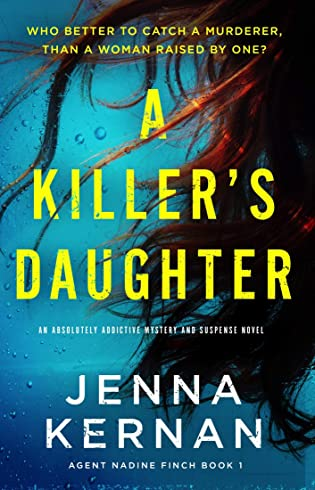 Blog Tour Review: A Killer's Daughter