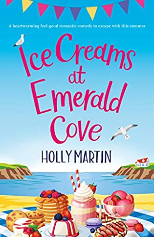 Blog Tour Review: Ice Creams at Emerald Cove