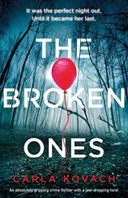 Blog Tour Review: The Broken Ones