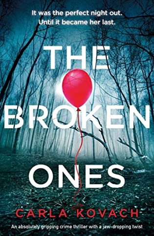 Blog Tour Review: The Broken Ones