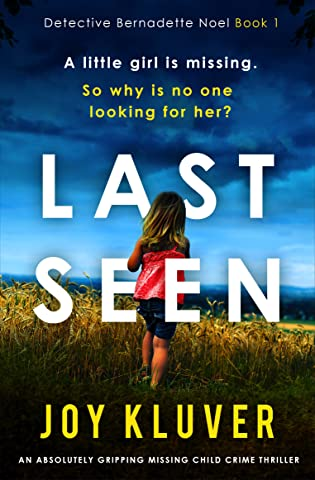 Blog Tour Review: Last Seen