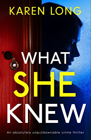 What She Knew  by Karen Long