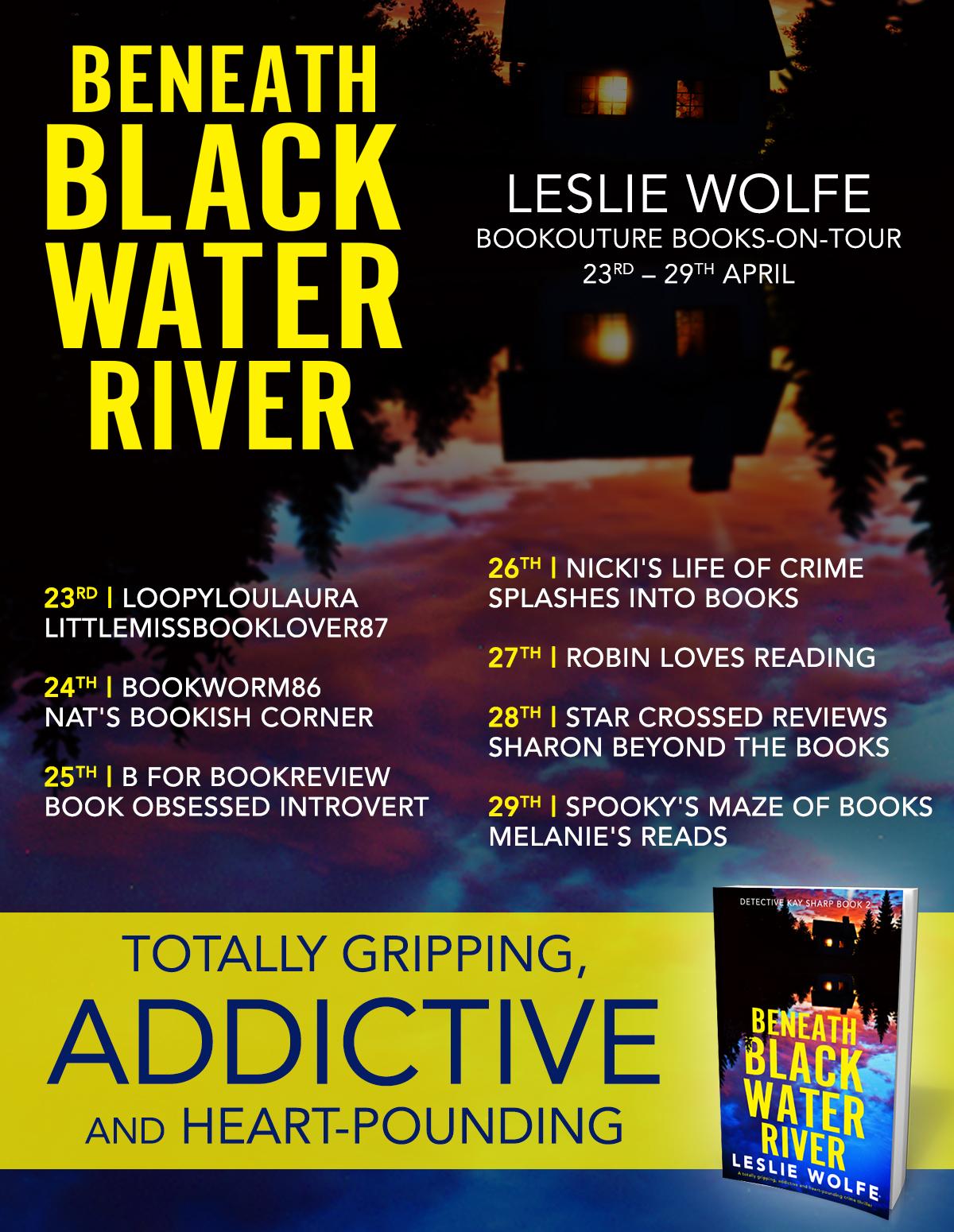 Blog Tour Review: Beneath Blackwater River