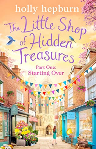 Book News: The Little Shop of Hidden Treasures Part 1