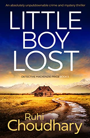Little Boy Lost by Ruhi Choudhary