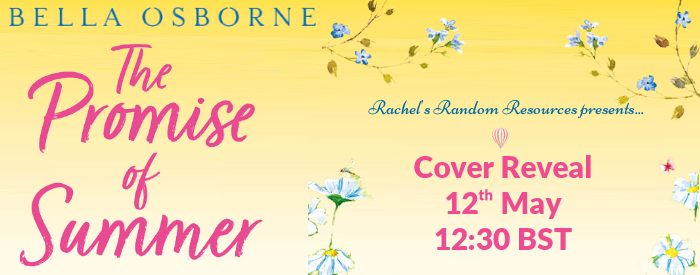 Book News: The Promise of Summer Cover Reveal