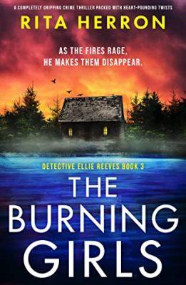 Blog Tour Review: The Burning Girls