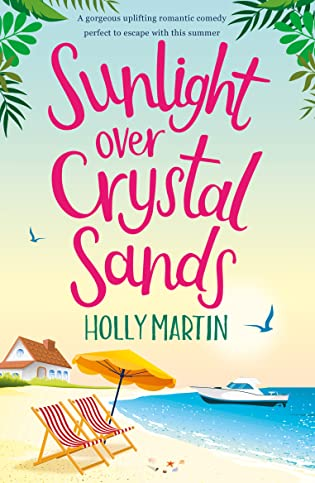 Sunlight over Crystal Sands by Holly Martin