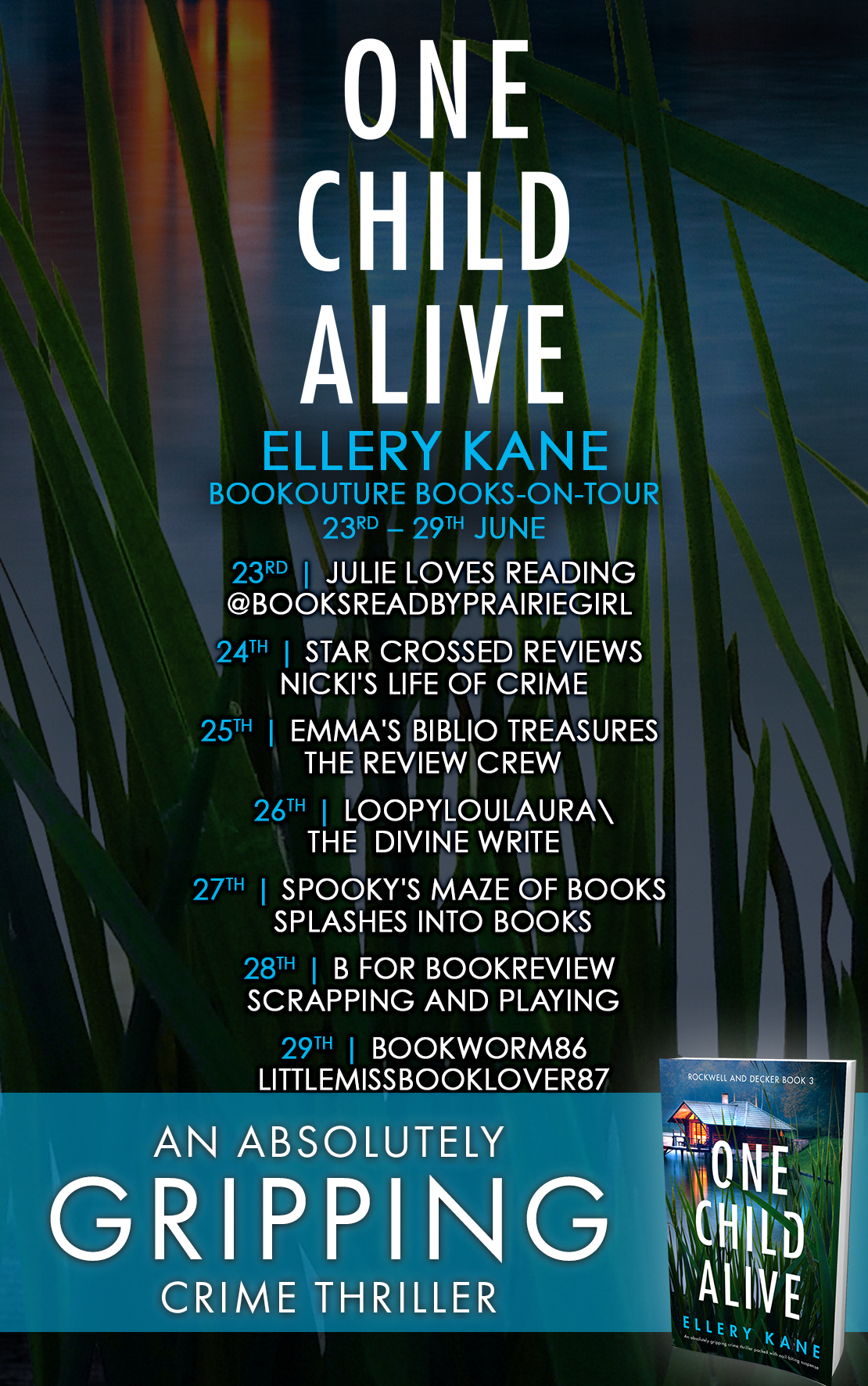 Blog Tour Review: One Child Alive