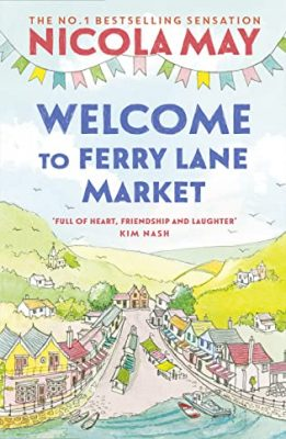 Blog Tour Review: Welcome to Ferry Lane Market
