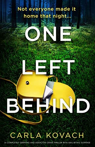 One Left Behind by Carla Kovach