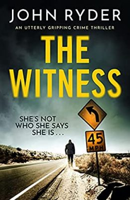 Blog Tour Review: The Witness