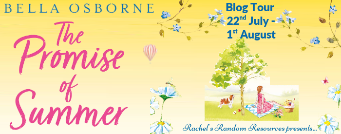 Blog Tour Review: The Promise of Summer