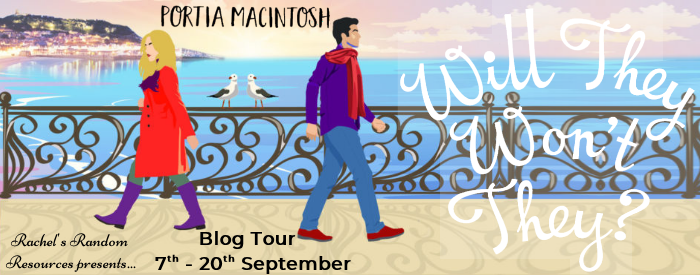 Blog Tour Review: Will They, Won't They?