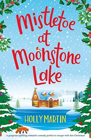 Mistletoe at Moonstone Lake  by Holly Martin