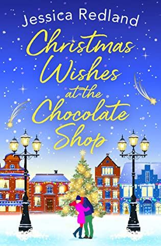 Christmas Wishes at the Chocolate Shop by Jessica Redland