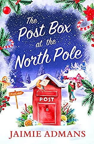 The Post Box at the North Pole by Jaimie Admans